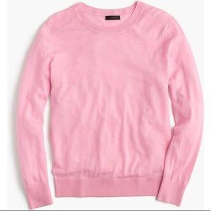 NWOT J. Crew Merino Wool Pullover Sweater